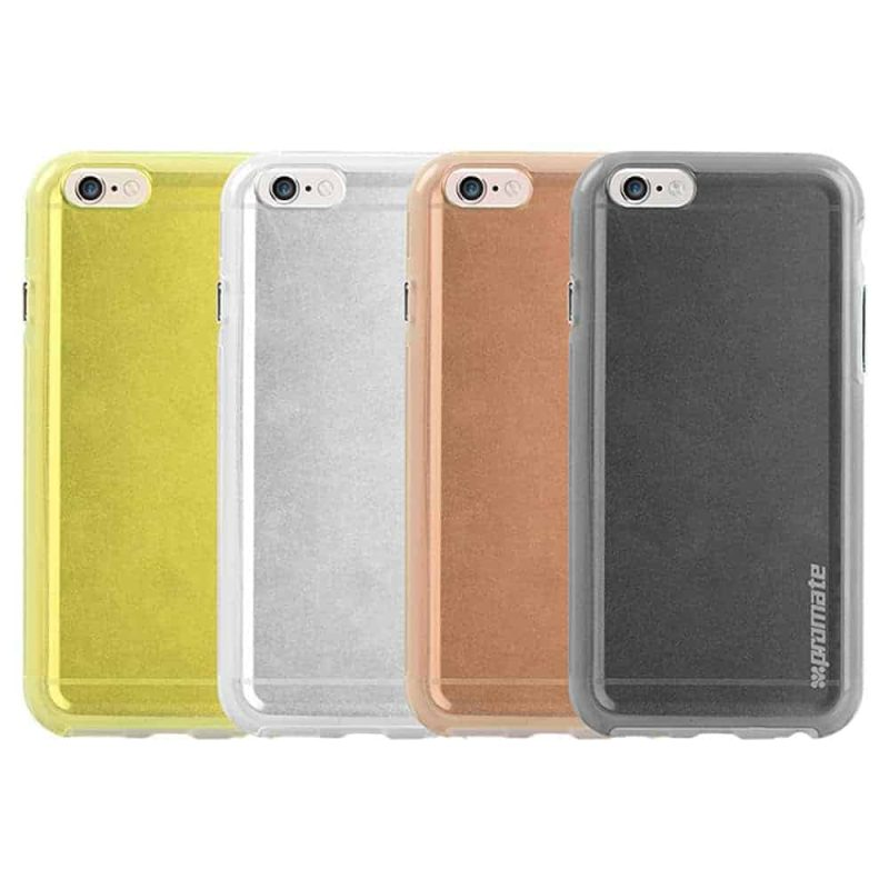 Etui pour iPhone 6 & 6S Promate Fabshell i6