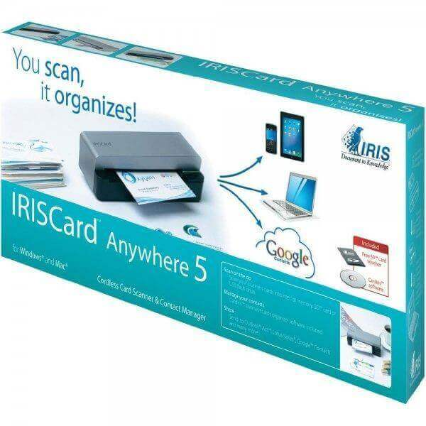 Iriscard Anywhere 5 scanner Portable-AlgerieStore