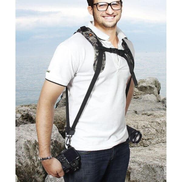 Promate Support pour caméra CAMLEASH-DUO-AlgerieStore