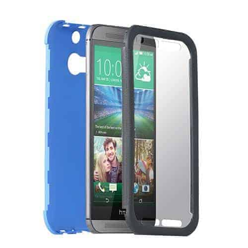 Etui pour HTC One M8 Promate Sheer-M8