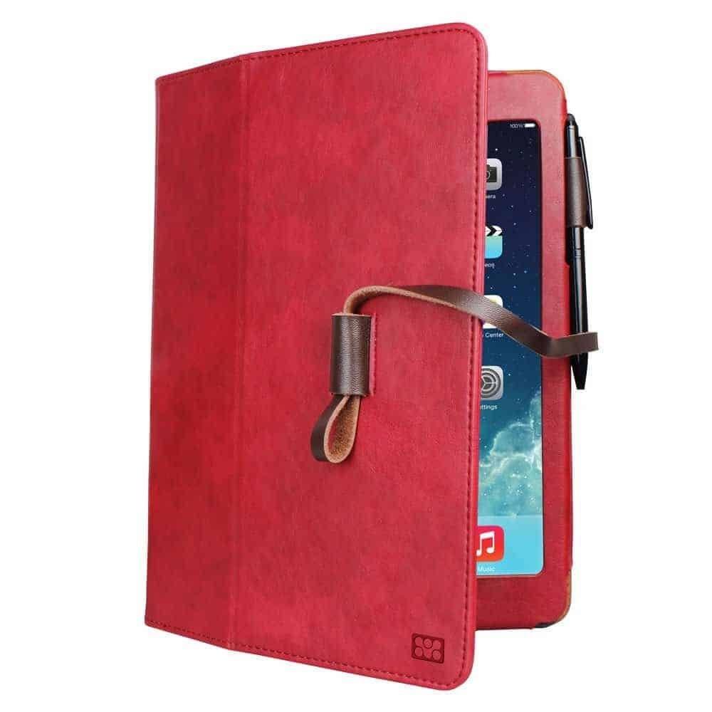 Etui Protecteur pour iPad Air Promate Agenda