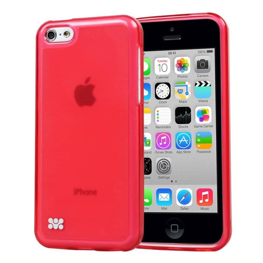 Etui pour iPhone 5c Promate Akton-5C