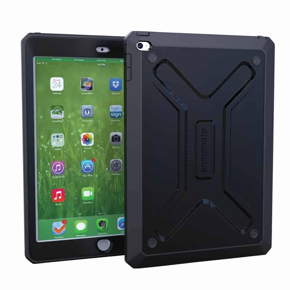 Etui Anti Rayures pour iPad Air 2 Promate Armor-Air2