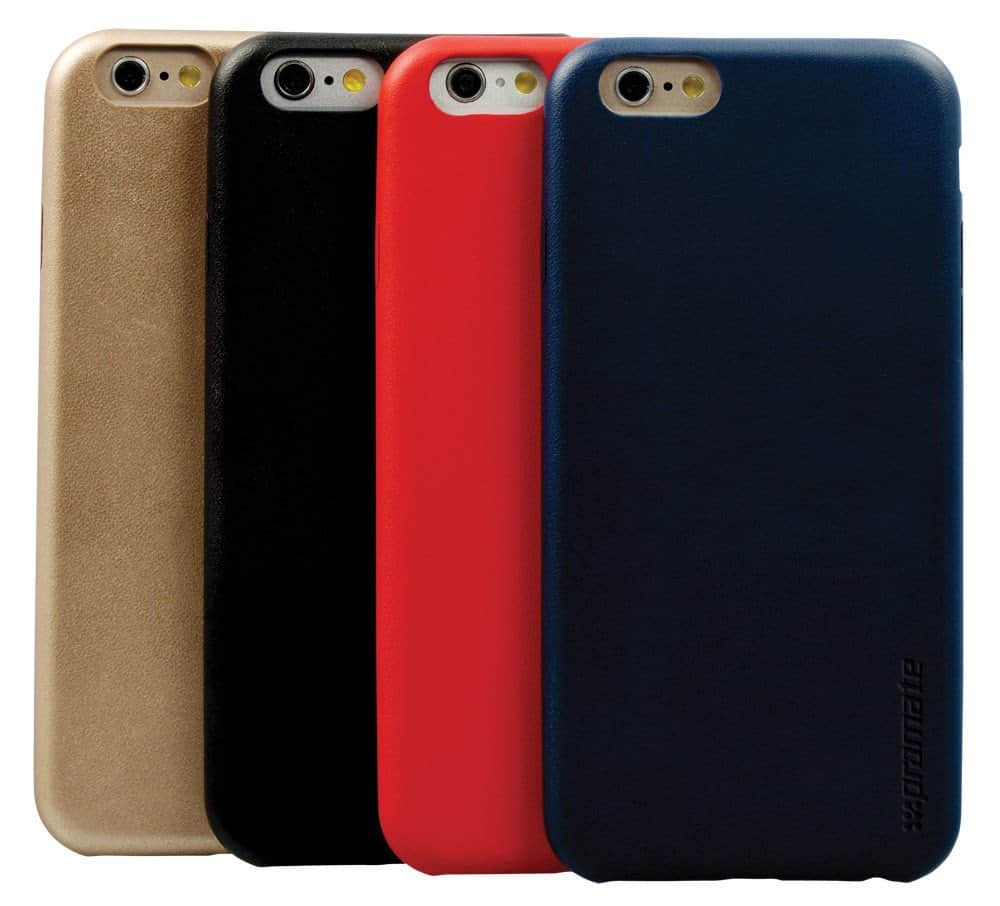 Etui pour iPhone 6 Plus & 6S Plus Promate Coat -I6P