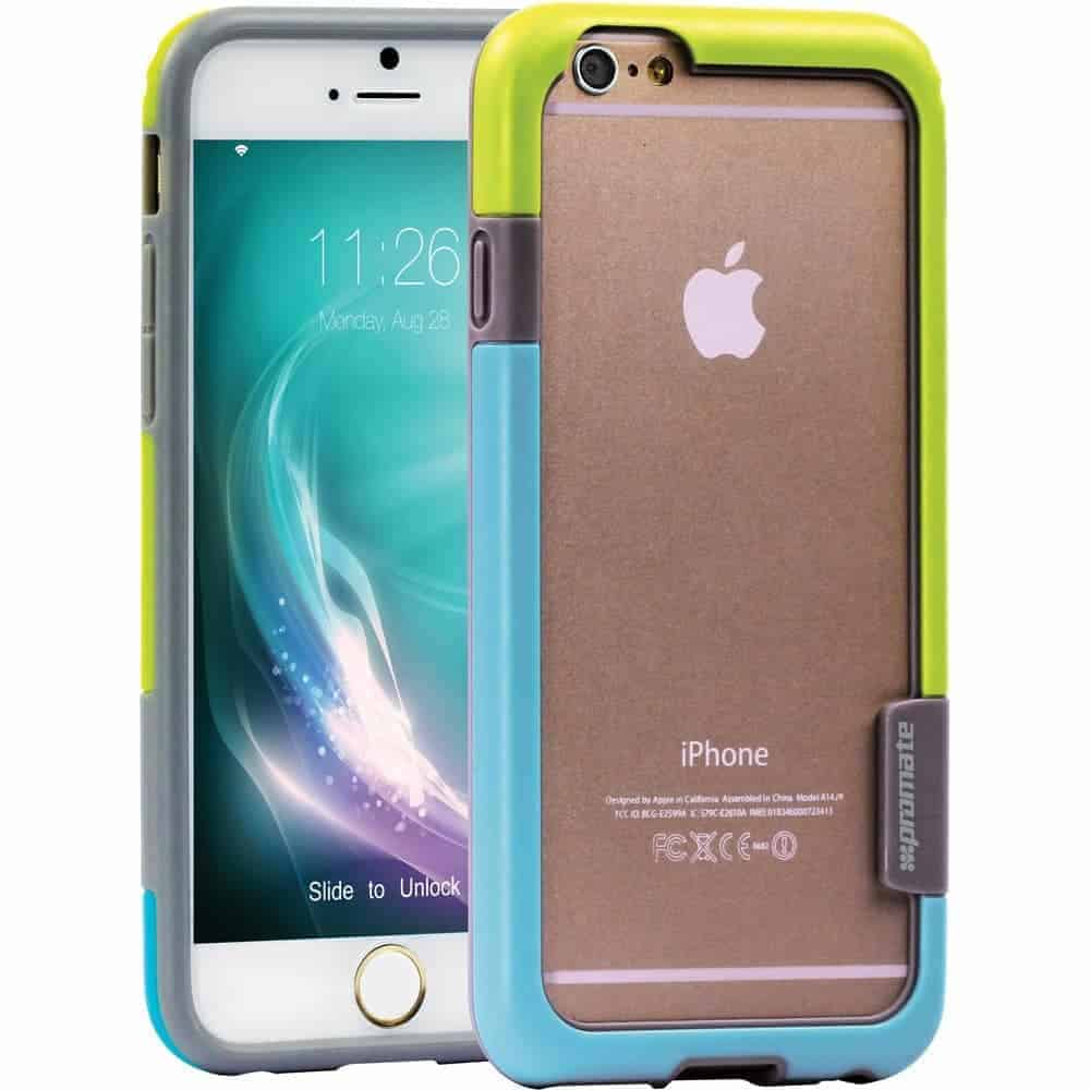 Etui pour iPhone 6 & 6S Promate Fendy-I6