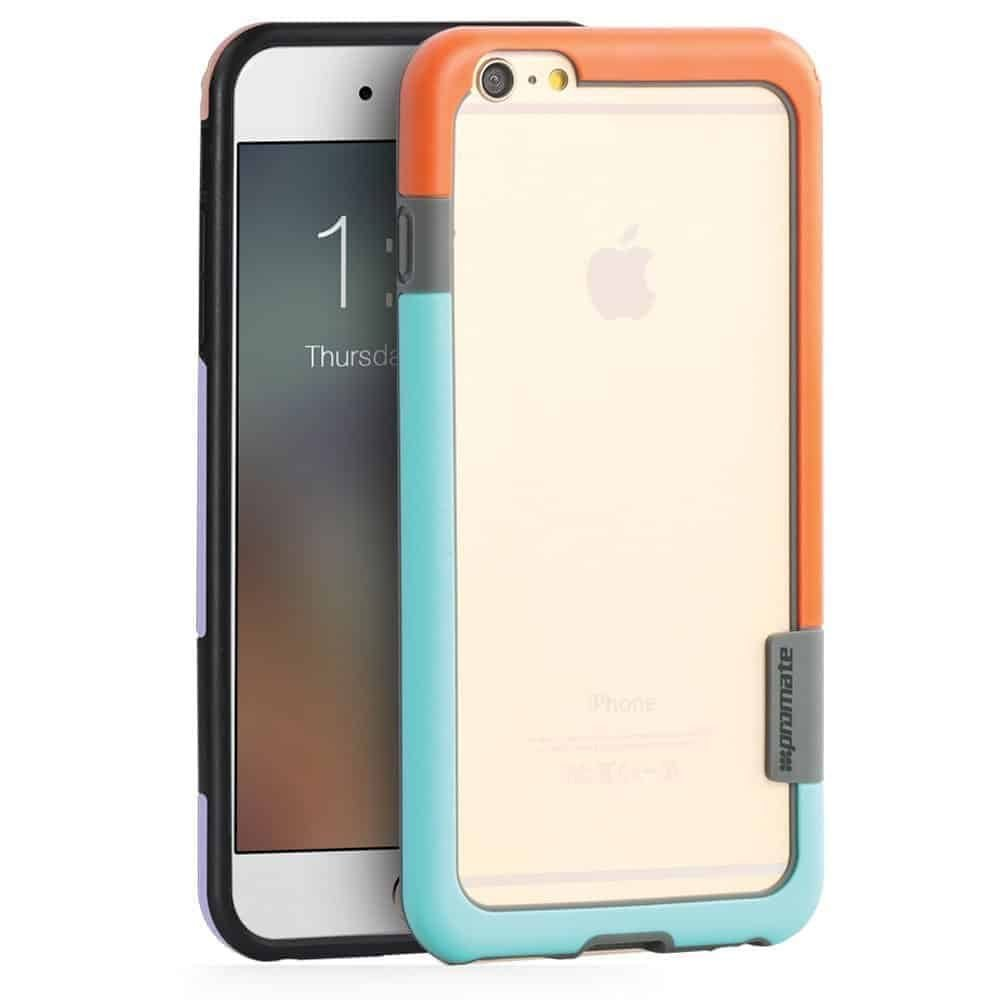 Etui pour iPhone 6 Plus & 6S Plus Promate Fendy-I6P