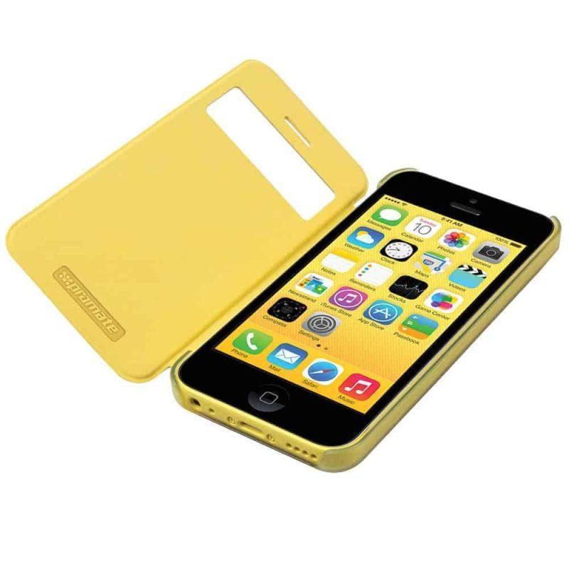 Etui pour iPhone 5c Promate Fenes-5C