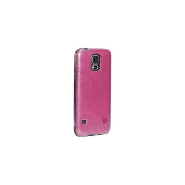 PROMATE-ALGERIE-STORE-Akton-S5-Etui-pour-Samsung-Galaxy-S5-Rose-Pink
