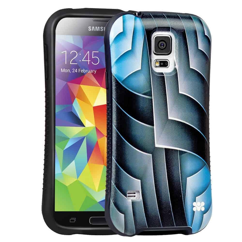 Etui pour Samsung Galaxy S5 Promate Rash-S5