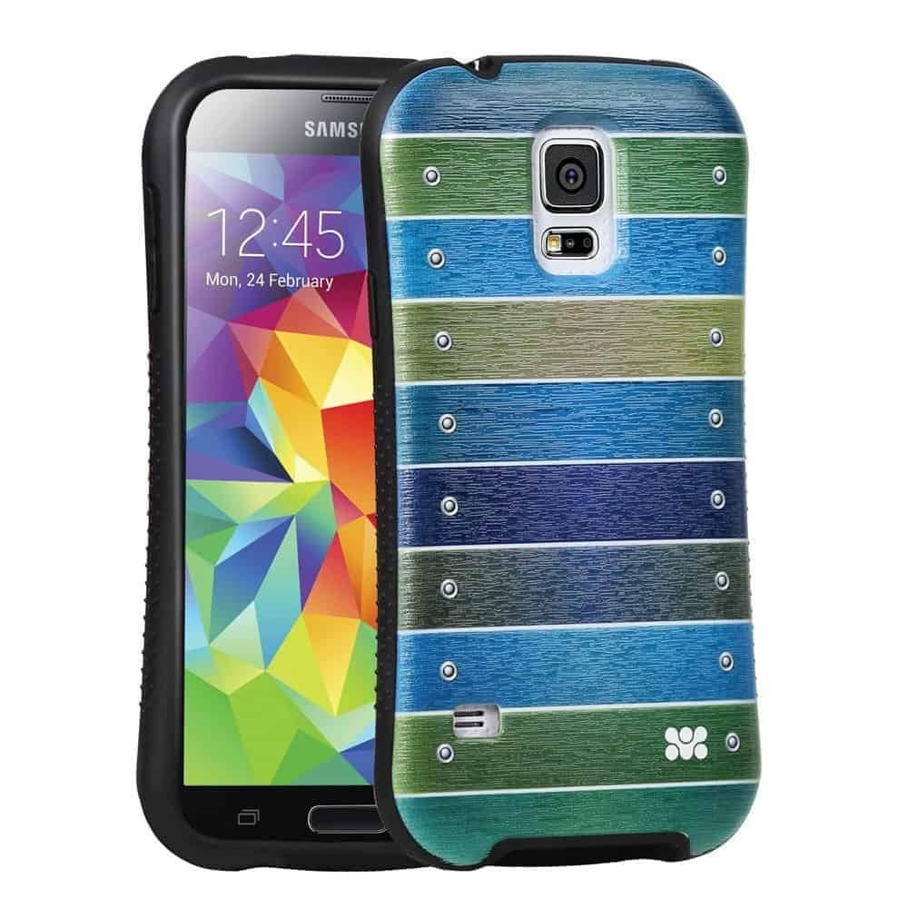 Etui pour Samsung Galaxy S5 Promate Slab-S5