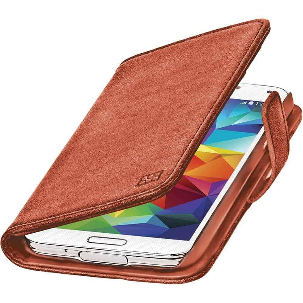 Etui pour Samsung Galaxy S5 Promate Zimba-S5