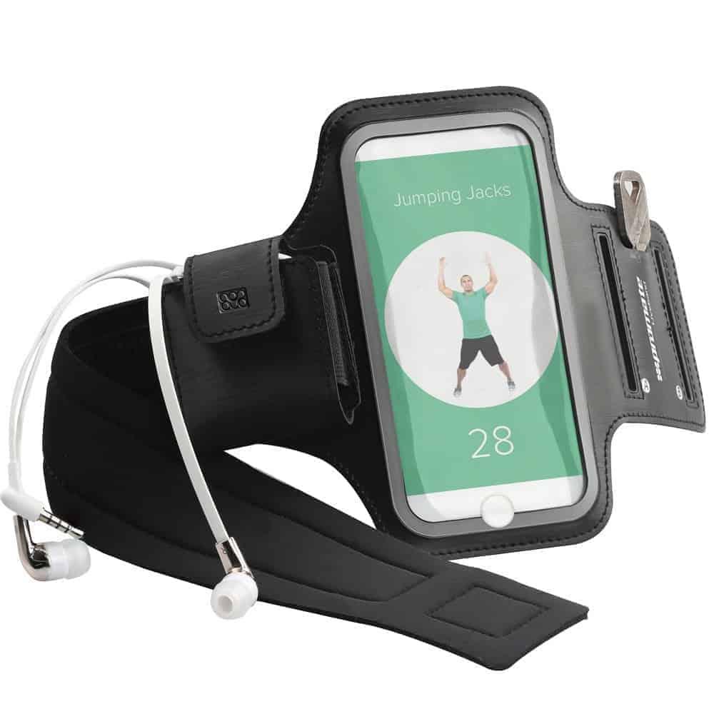 Brassard pour iPhone 6 6S Promate Liveband-I6