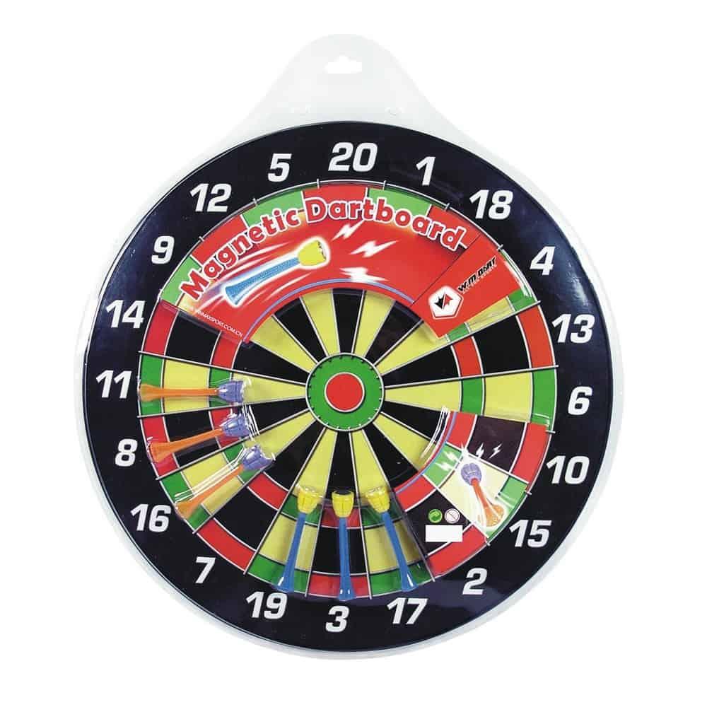 Jeux de Fléchette WinMax Magnétique 42 cm Algerie Store