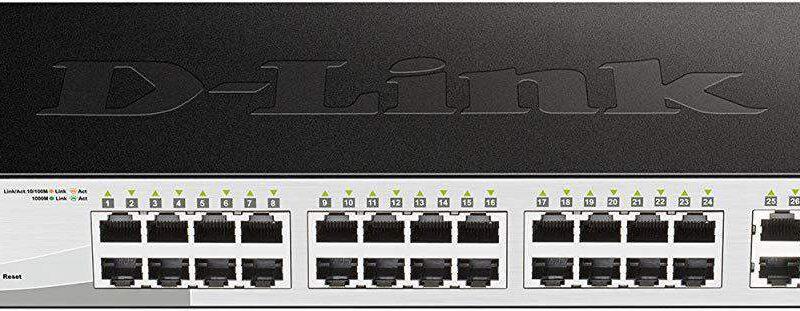 Les commutateurs gérés intelligents de la série DGS-1210 de D-Link constituent la dernière génération de commutateurs offrant une sortie PoE (Power over Ethernet) accrue