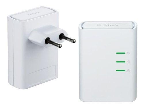 Le mini adaptateur DHP-308AV Power Line AV 500 est conforme à la norme Home Plug AV et utilise le câblage électrique existant de votre maison pour créer un réseau ou étendre votre réseau.