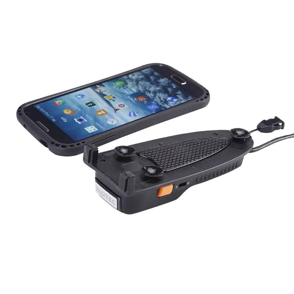 un scanner câblé Plug and Play unique pour les téléphones Android OTG, qui permettra à tout PDA et smartphone Android de devenir un lecteur de code à barre