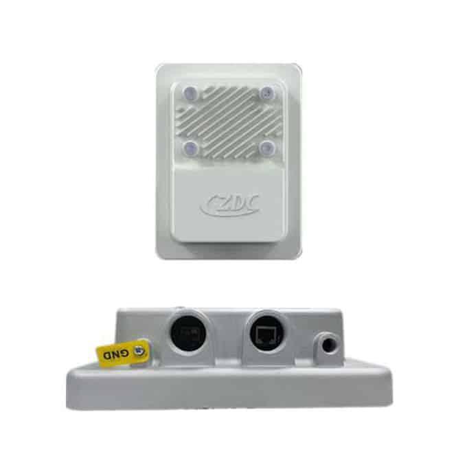 Le ZN-7100-DE500-G fonctionne en 2.4G et 5.8G, ce qui utilisé les techniques de modulation MIMO-OFDM. Prend en charge une vitesse de transmission de données maximale de 300 Mbps.