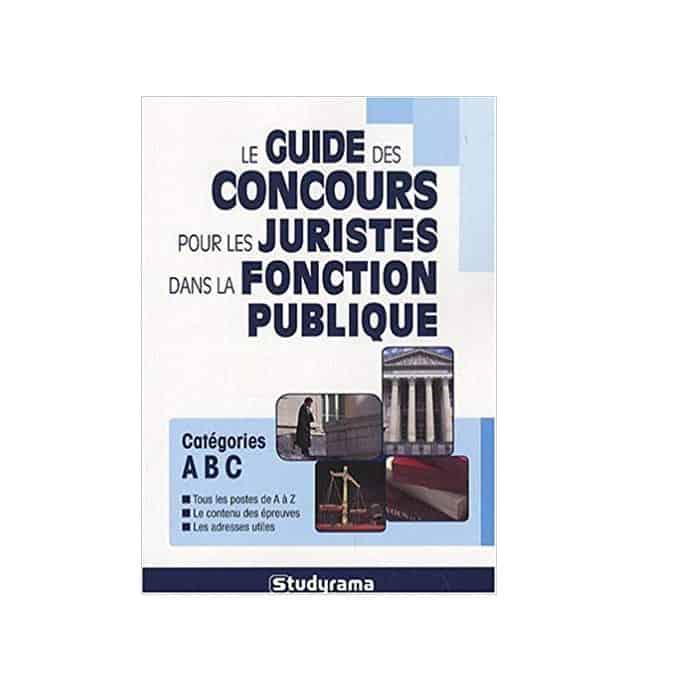 le_guide_des_concours_administratifs_pour_les_juristes_dans_la_fonction_publique_catégories_abc-Algerie_store