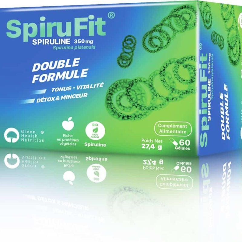 SpiruFit Tonus, Vitalité, Détox Et Minceur
